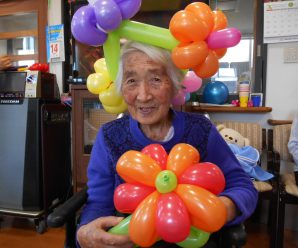 お誕生日会&母の日 ~Lian南が丘~