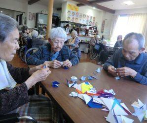 折り紙で何作ろう🎵~Lian南ヶ丘~