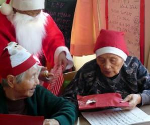 「来年も来んかなぁ」~1番館のクリスマス