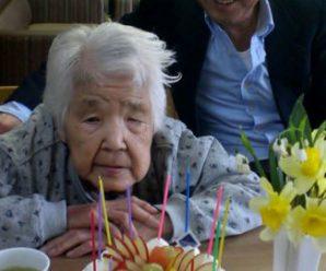 93歳!おめでとうございます1番館