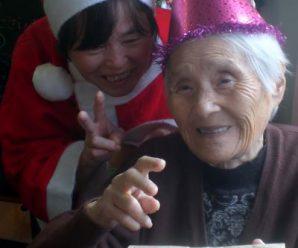 一番館、忘年会+クリスマス+誕生会~盛りだくさん~