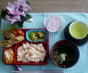 ♪春巻きお弁当の日~1番館
