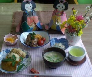楽しいひな祭り&お茶会~1番館