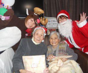 クリスマス会♪なごみ