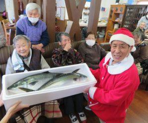 漁協様より、おいしいクリスマスプレゼント♪