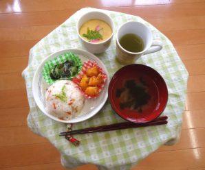 お弁当の日♪2番館