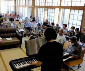音楽療法🎶たかのしの杜